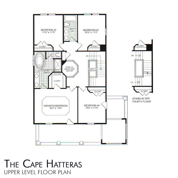 the cape hatteras single family home